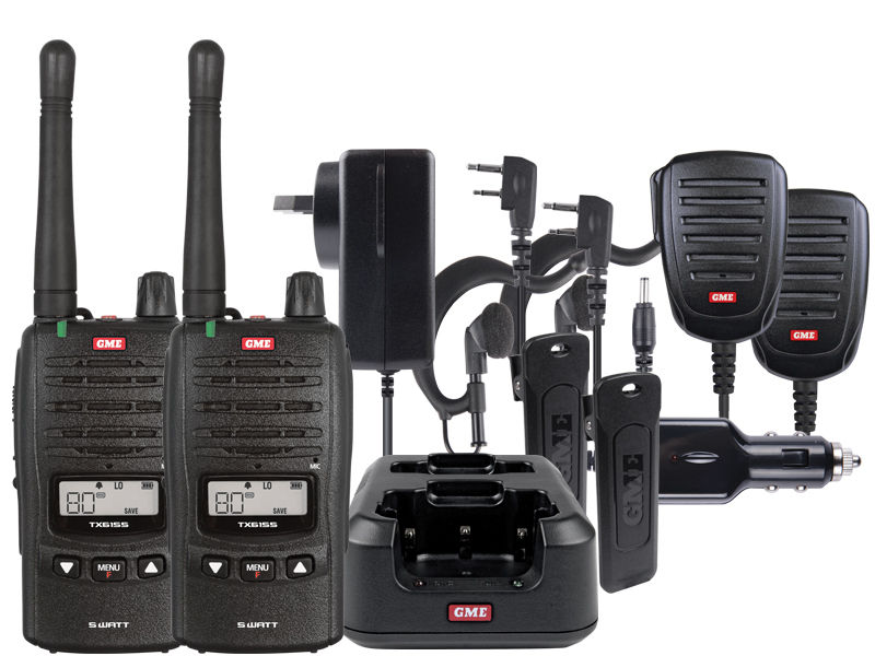Why You Need to Consider using GME UHF Radios