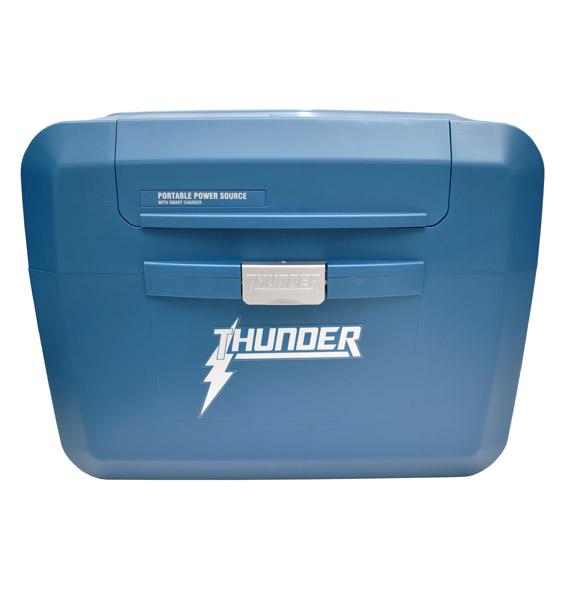 Thunder box battery storage box