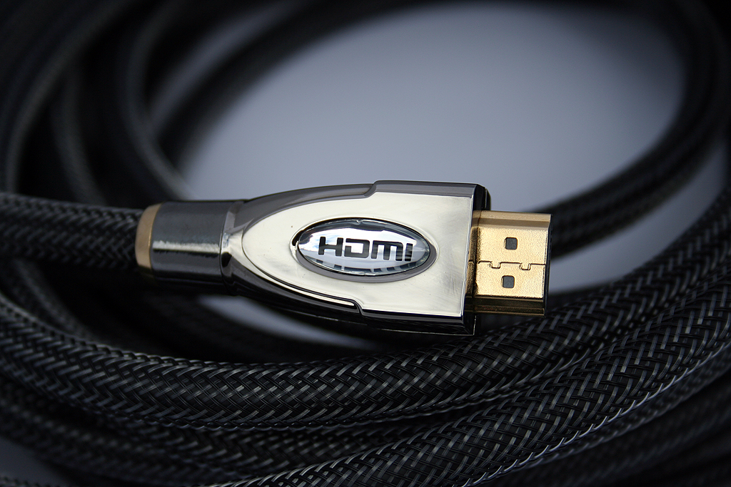 OZNETICS PREMIUM 15M HDMI BRAIDED CABLE