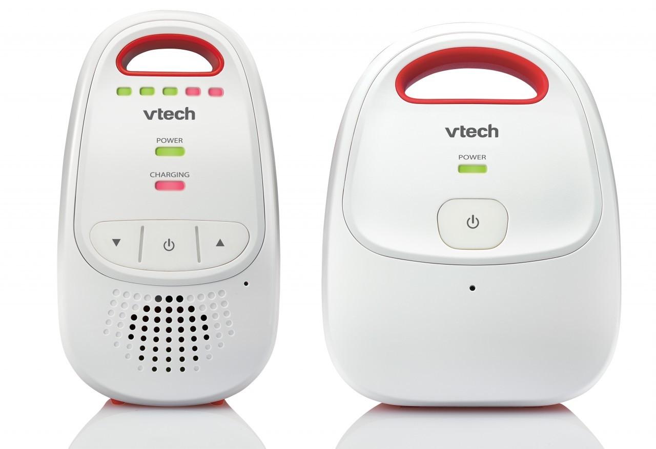 Vtech Bm1000 Safe Amp Sound Audio 1 8ghz Digital Baby Mon