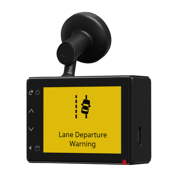 GARMIN DASH CAM 55  GPS ENABLED CAM PLUS VOICE CONTROL
