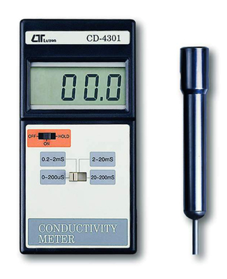 DIGITAL CONDUCTIVITY METER CD4301