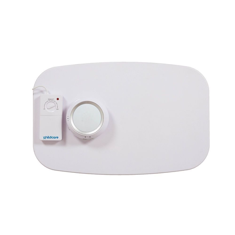 MOTOROLA BABY MOVEMENT BREATHING MONITOR UNDER MATTRESS SENSORS
