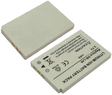 SANYO DBL40 REPLACEMENT BATTERY - DCB-DBL40