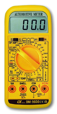 AUTOMOTIVE DIGITAL MULTIMETER DM9031