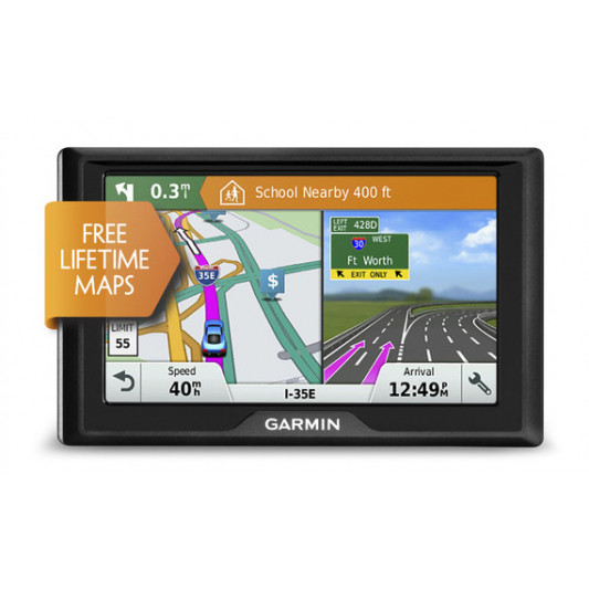 Garmin Drive 51lm Gps Navigation System 5 Screen Lifeti