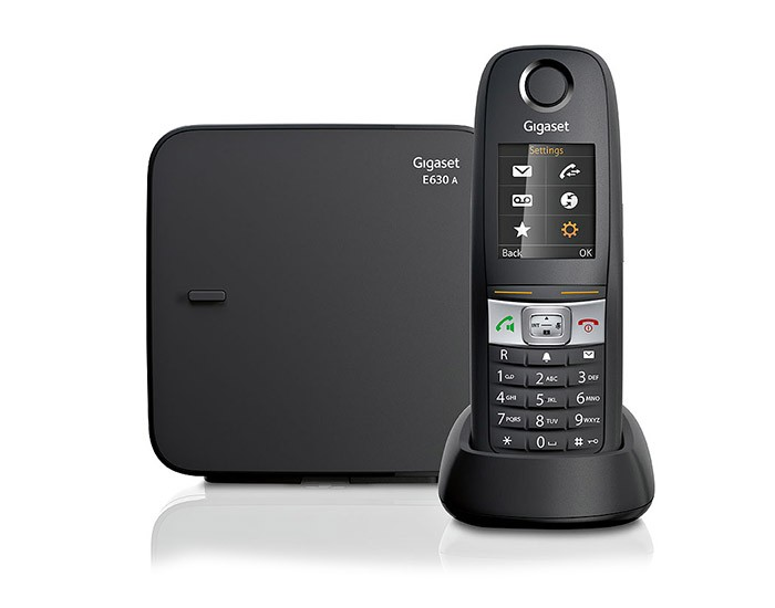 siemens gigaset e630a cordless phone e630a au. Black Bedroom Furniture Sets. Home Design Ideas