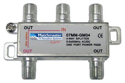 DIGIMATCH 07MM-GM04 A CLASS SPLITTER