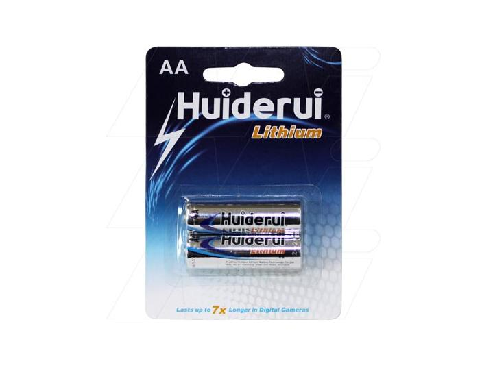 FR6 AA SIZE HUIDERUI FR6-BP2 BATTERY SUIT CAMERA AND TOYS