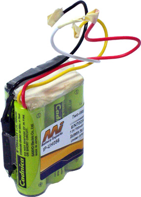 INSERT BATTERY PACK FOR TWO WAY RADIO - IP-UH056
