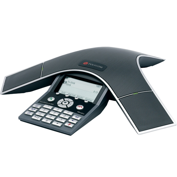 POLYCOM IP7000 CONFERENCE PHONE WITH MULTI-UNIT CONNECTIVITY KIT