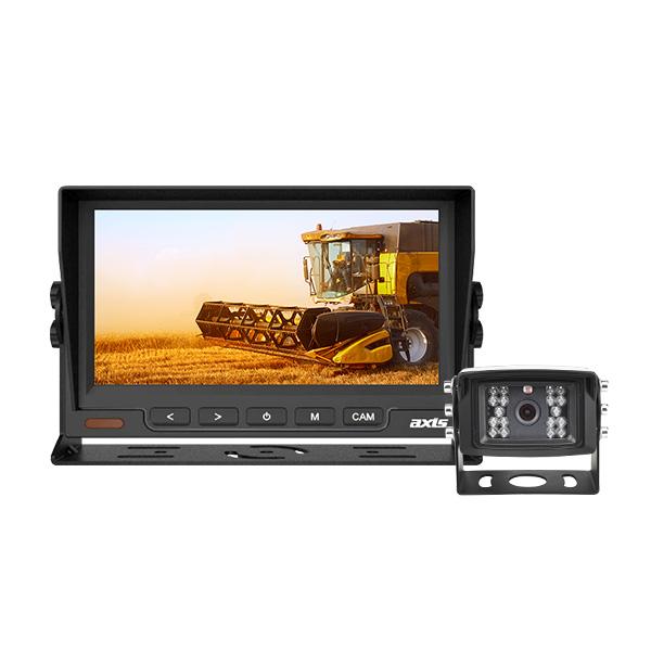 Axis Heavy Duty 7 Monitor Cc10 Reversing Camera Kit Js7