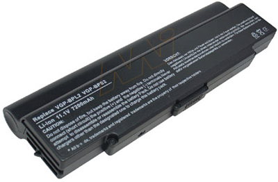SONY CGP-BPL2 LAPTOP BATTERY - LCB187