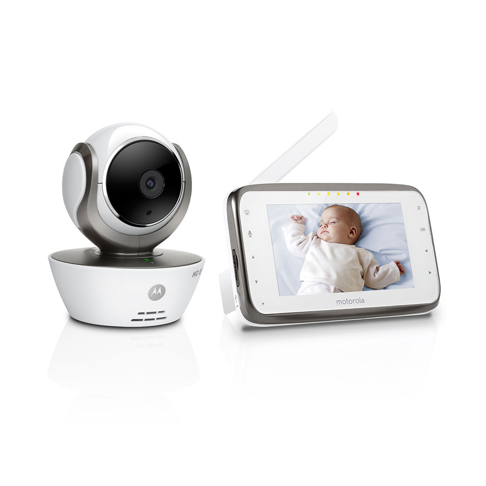 MOTOROLA MBP854 WI-FI HD BABY MONITOR CONNECT DIGITAL T