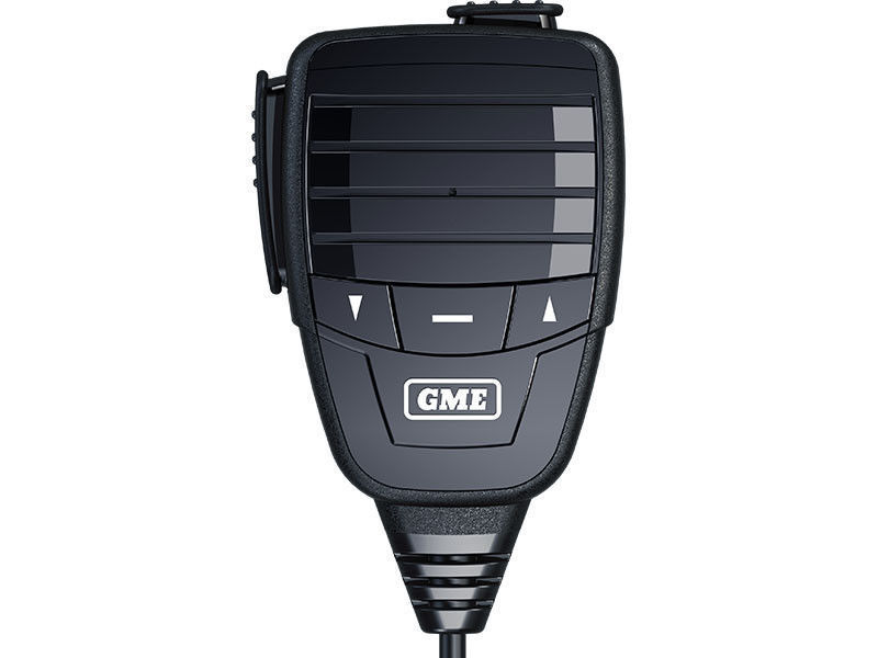GME MC553B RUGGED MICROPHONE SUITS TX4500S TX4500 TX3520S & MORE