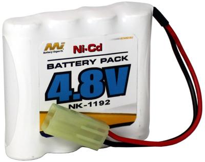 Mi Nicd 4 8v 700mah Rc Battery Mini Tamiya Nikko Suit T