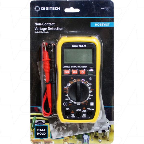 Digitech Qm1527 Digital Multimeter Qm1527 Au 29 00