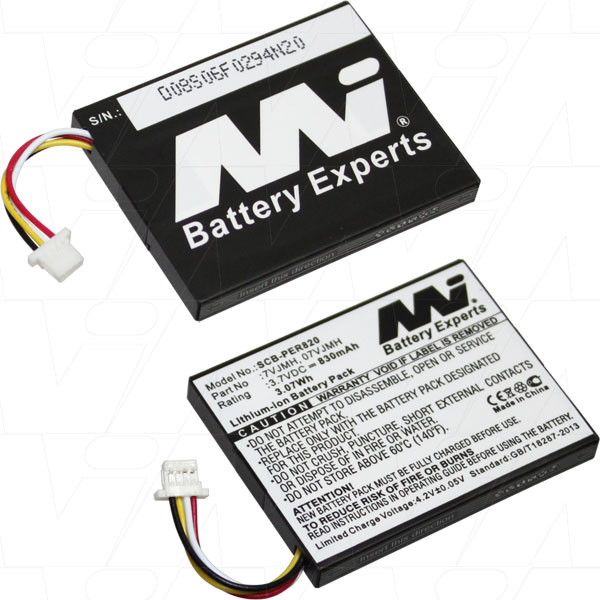 DELL SCB-PER820 REPLACEMENT BATTERY