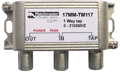 DIGIMATCH 17MM-TM111 1 WAY TAP