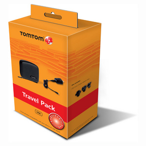 TOMTOM ONE TRAVEL PACK