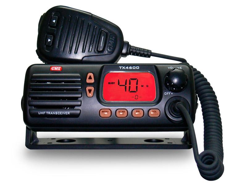 GME TX4600 UHF 80 CH  RADIO 5W SUIT QUAD  BIKE CAR 4WD TRUCK