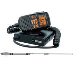 UNIDEN UH7760 NB+AT870 ANTENNA 80 CHANNEL LCD SPEAKER MIC UHF PK