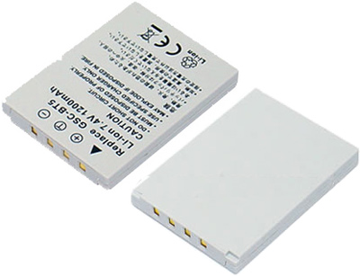 TOSHIBA VIDEO CAMERA BATTERY - VB-GSC-BT5
