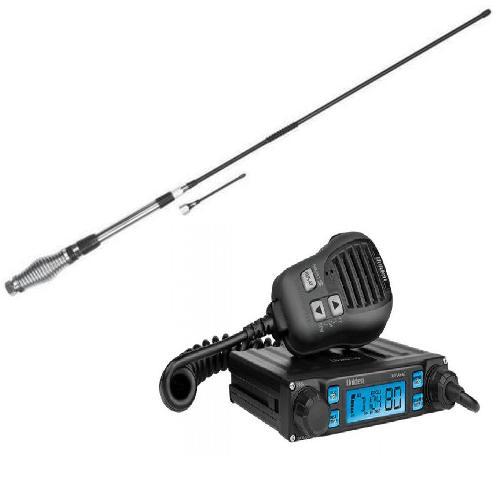 UNIDEN XTRAK 40 Mini Compact Size Waterproof and Dustproof UHF CB Mobile
