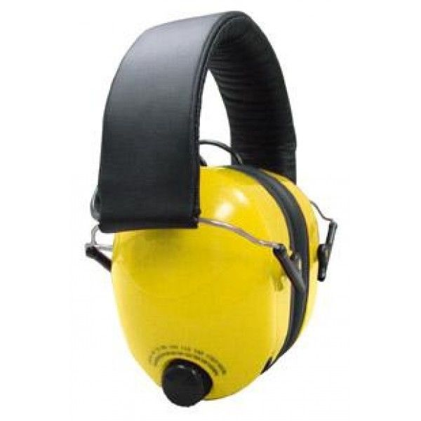 BULLANT ABA430 AM/FM PHONE HEADPHONES EAR MUFFS HEADSET RADIO NC