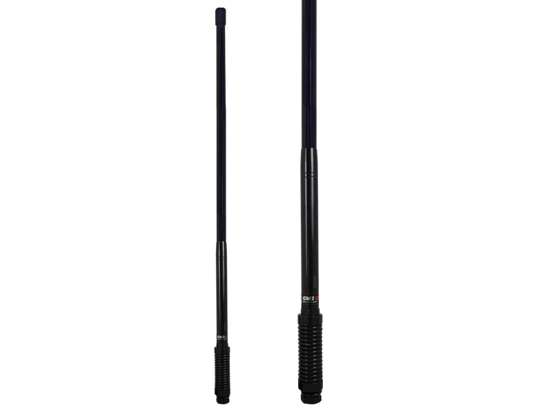 Gme Ae4701b Black 2 1db Uhf Heavy Duty Fibreglass Anten