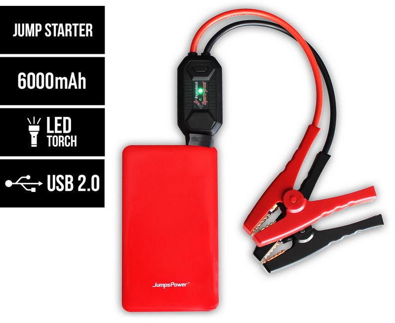 Jumpspower Amg6s 12v Mini Jumpstarter Powerbank Jump St