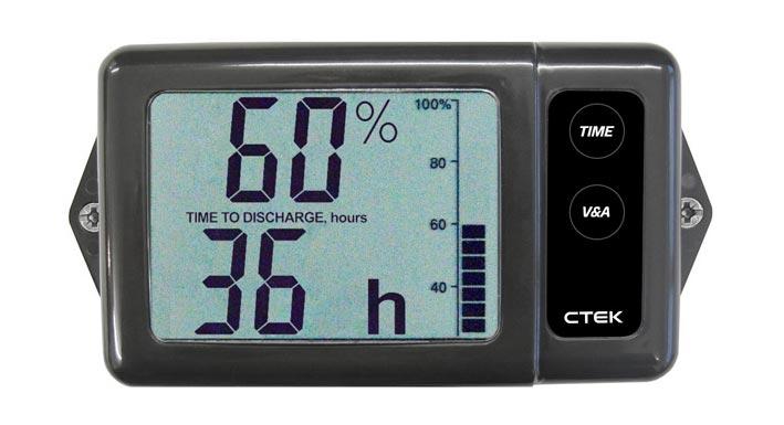 ctek digital battery monitor display suit 12v dc ds250s diesel rv wiring diagram