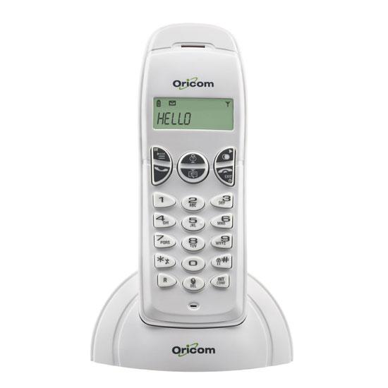 ORICOM ECO6050 ADDITIONAL HANDSET AND CHARGER TO SUIT ECO60/ECO6