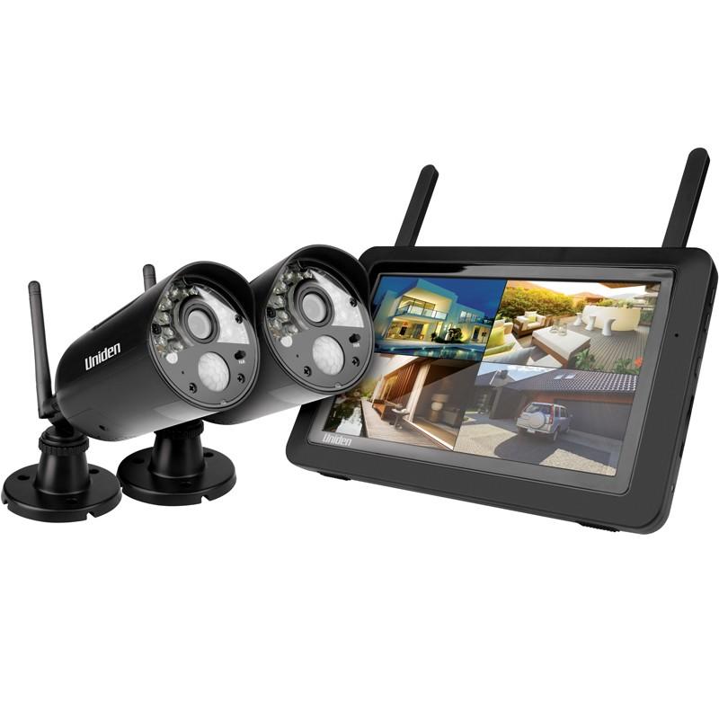 Uniden Guardian G3720 Wireless Surveillance System G37