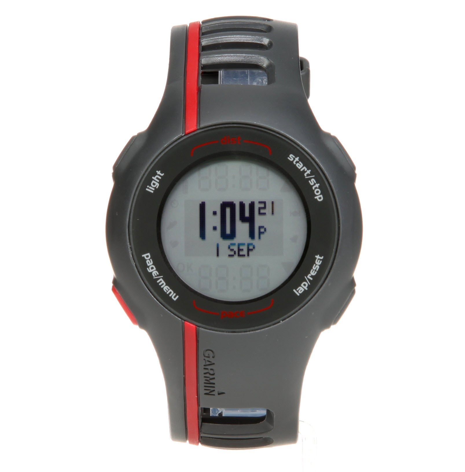 Garmin Forerunner 110 GPS Sports Watch black Charger included