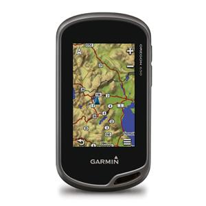 GARMIN OREGON 650 WW GPS HANDHELD WORLD WIDE BASE MAP
