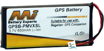 MAGELLAN COMPANION REPLACEMENT LITHIUM BATTERY