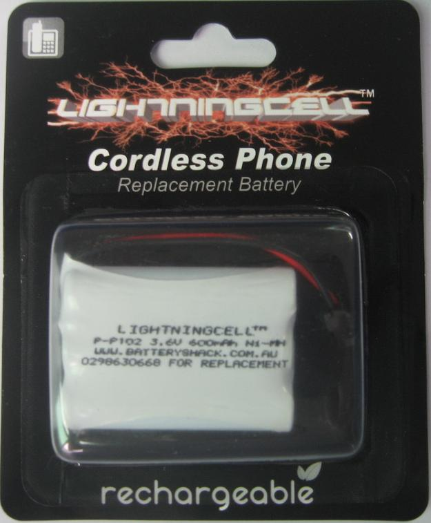 Panasonic 1220 1225 1230 And More Replacement Battery A