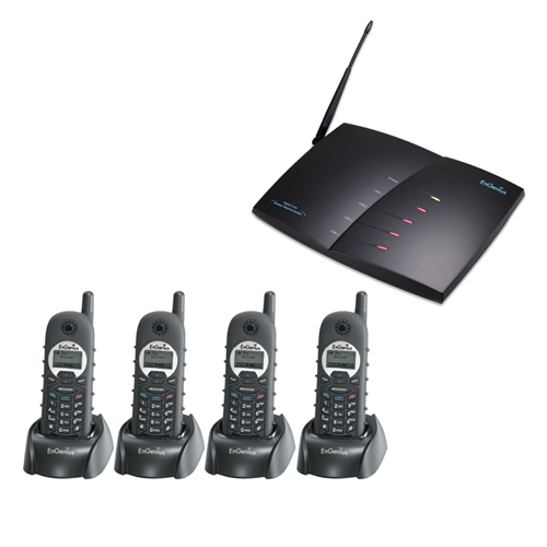 ENGENIUS SP9228 PRO QUAD PACK 4 HANDSET PACK