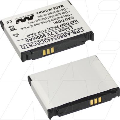 Samsung AVILA PIXON12 CPB-AB603443CECSTD REPL BATTERY