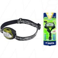 VARTA 4 11631 LED HEADLIGHT TORCH