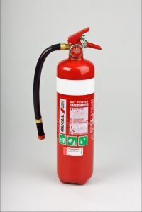 QUELL 2.3KG FIRE EXTINGUISHER ABE 2A: 00B:E HOME+WORKSHOP OFFICE