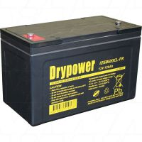 DRYPOWER 12SB120CL-FR 12V SEALED LEAD ACID BATTERY