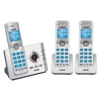 VTECH 17550 TRIPLE 3-HANDSETDECT6.0 CORDLESS PHONE