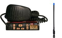 GME TX3100 UHF 80 CHANNEL 5W COMPACT RADIO+ BONUS ANT RUBBE DUCK