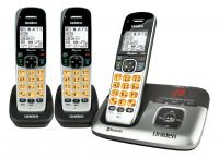 UNIDEN DECT 3236+2 DIGITAL CORDLESS PHONE SYSTEM