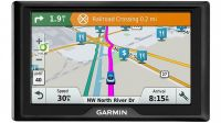 "GARMIN DRIVE 51LM GPS NAVIGATION SYSTEM 5"" SCREEN MAPS"