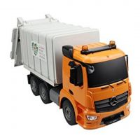 LENOXX E560-003 MERCEDES-BENZ REMOTE CONTROLLE GARBAGE TRUCK WIT