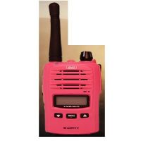 GME TX6160XMCG PINK IP67 WATERPROOF DUSTPROOF 5 WATT UHF HANDHEL