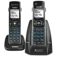 UNIDEN XDECT 8315+1 CORDLESS PHONE SYSTEM 1.8GHZ DIGITAL 2 HSETS
